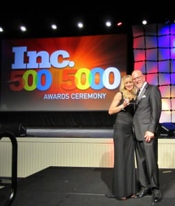 Marissa and Inc President Bob LaPointe3