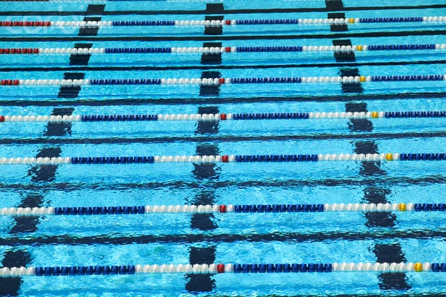 Swimming Pool Lane Dividers